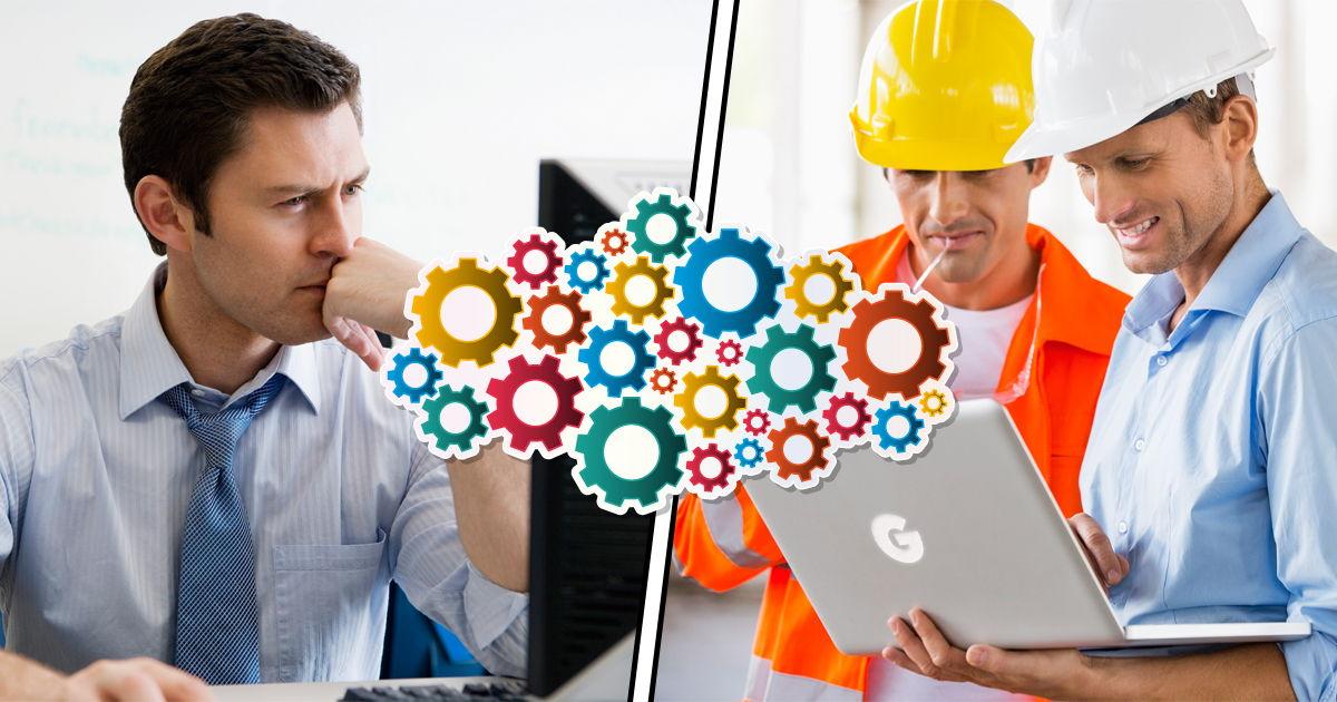 Optimiertes Zusammenarbeiten in Projekten